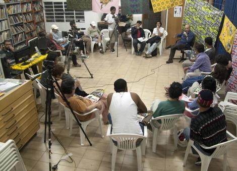 Café JAMAC - Jardim Miriam Arte Clube