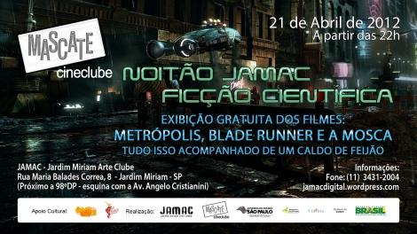 21/04/12 - Mascate Cineclube - Noitão JAMAC