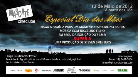 Mascate Cineclube - Dia da Mães