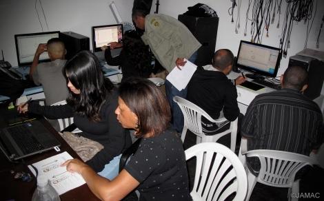 Oficinas JAMAC  - Jardim Miriam Arte Clube 2012