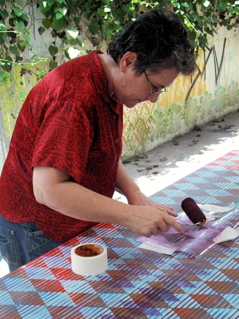 Monica Nador - JAMAC - Jardim Miriam Arte Clube