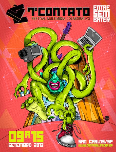 Contato - Festival Multimídia Colaborativo