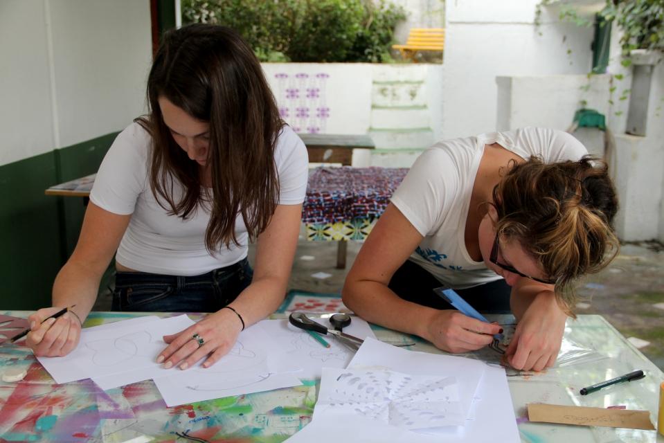 01/10/13 - Estudante da Polônia e Italia em intercâmbio com a USP